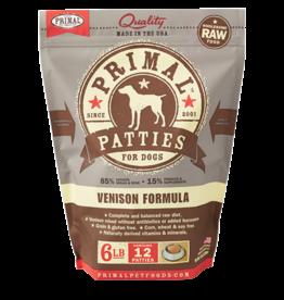 Primal Pet Foods PRIMAL Frozen Raw Canine Venison Formula 6 lb.