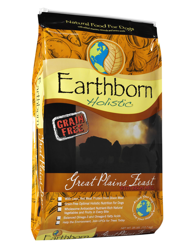 Earthborn EARTHBORN HOLISTIC Great Plains Feast Grain-Free Dry Dog Food