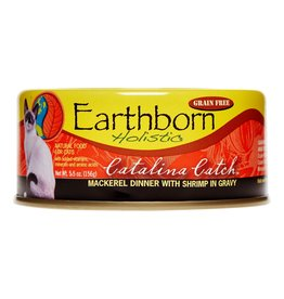 Earthborn EARTHBORN HOLISTIC Catalina Catch Grain-Free Canned Cat Food Case