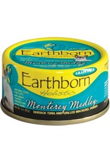 Earthborn EARTHBORN HOLISTIC Monterey Medley Grain-Free Canned Cat Food Case