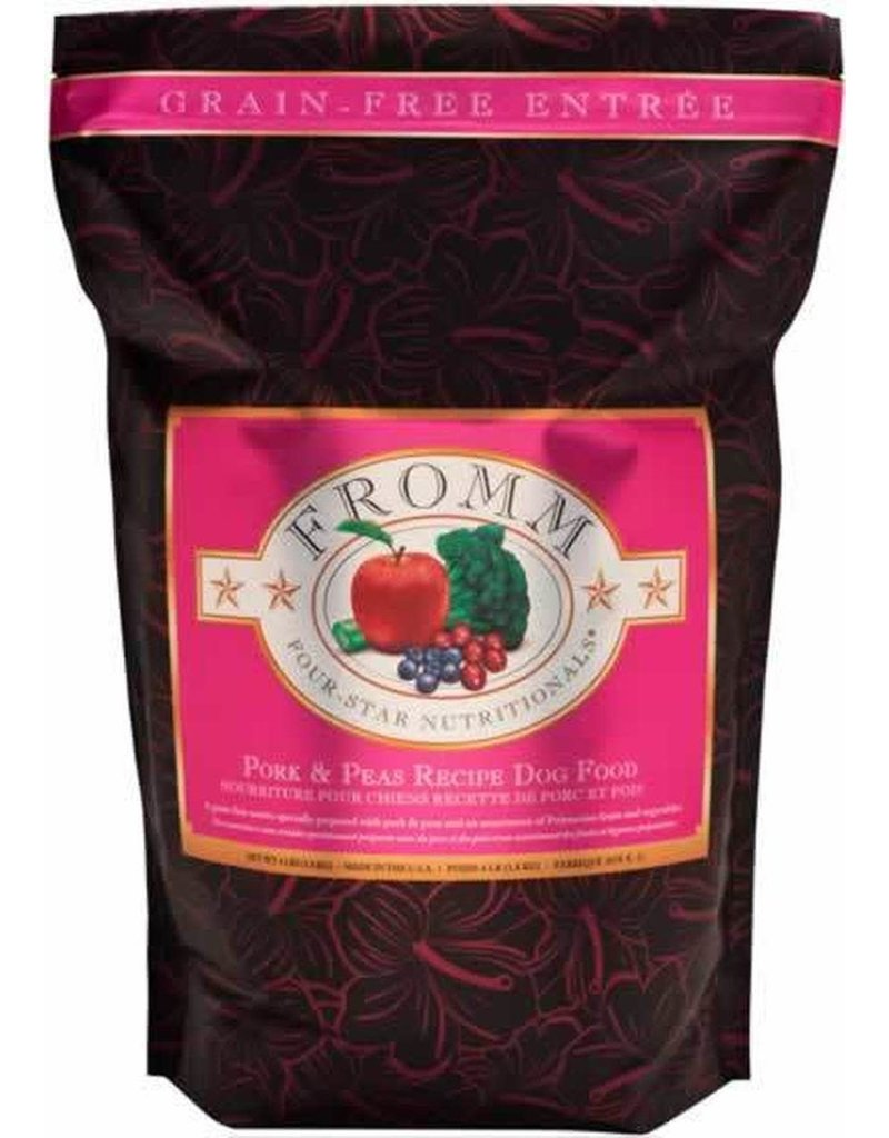 Fromm FROMM 4 Star Grain-Free Pork & Peas Dry Dog Food