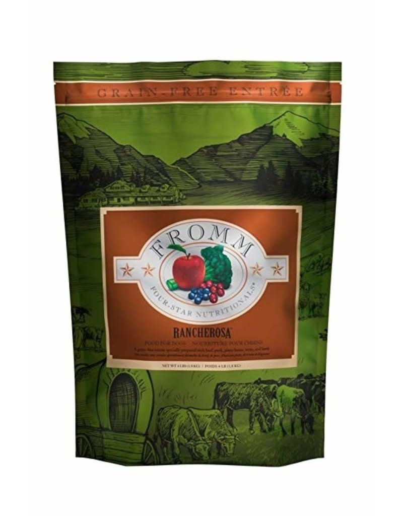 Fromm FROMM 4 STAR Rancherosa Dry Dog Food