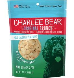 CHARLEE BEAR Cheese & Egg Treat 16oz
