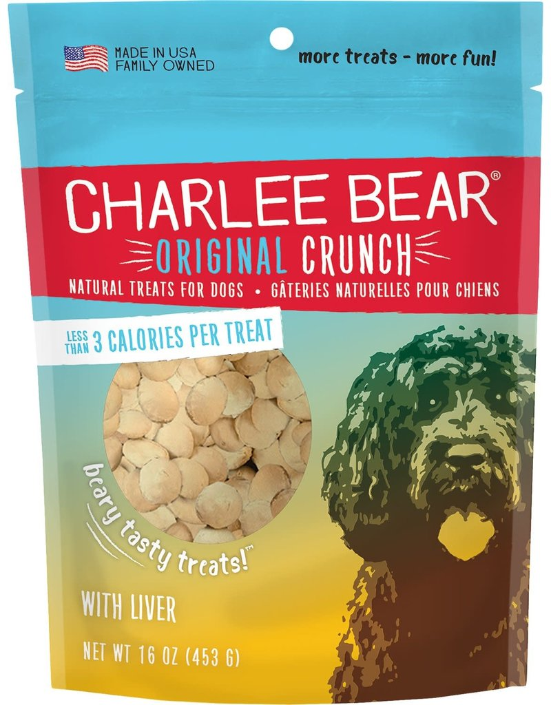 CHARLEE BEAR Liver Treat 16oz