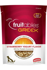FRUITABLES FRUITABLES Greek Yogurt Strawberry Biscuits 7oz