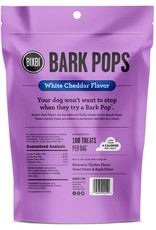 Bixbi BIXBI Bark Pops White Cheddar Dog Treats 4 oz.