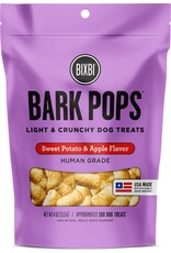 Bixbi BIXBI Bark Pops Sweet Potato & Apple Dog Treats 4 oz.
