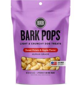 Bixbi BIXBI Bark Pops Sweet Potato & Apple Dog Treats 4 oz.