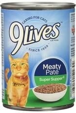 JM Smuckers Company NINE LIVES Super Supper Case 12/13oz