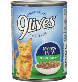 JM Smuckers Company NINE LIVES Super Supper Case 12/13oz
