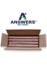 Answers ANSWERS Frozen Raw Canine Detailed Turkey 30 lb Bulk