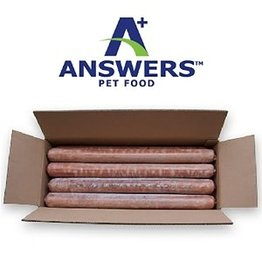 Answers ANSWERS Frozen Raw Canine Detailed Turkey 30 lb Bulk