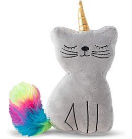 Fringe Studio FRINGE Caticorn Plush Dog Toy