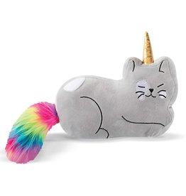 Fringe Studio FRINGE Calico Caticorn Plush Dog Toy
