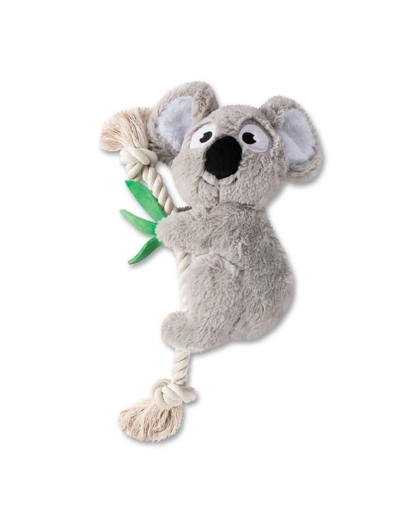 Fringe Studio FRINGE Koa the Koala Plush Dog Toy