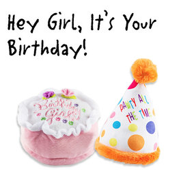 Haute Diggity Dog HAUTE DIGGITY DOG Birthday Girl Bundle