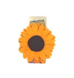 DHARMA DOG DHARMA DOG Felt Sunflower Collar Blossom