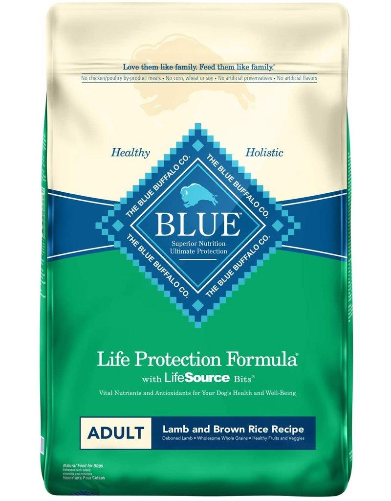 Blue Buffalo BLUE BUFFALO Lamb and Brown Rice Dry Dog Food