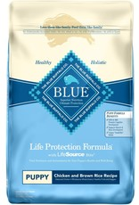 Blue Buffalo BLUE BUFFALO Puppy Chicken and Brown Rice Dry Dog Food