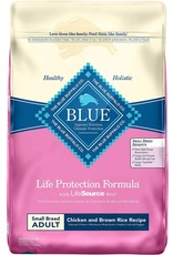 Blue Buffalo BLUE BUFFALO Small Breed Chicken and Brown Rice Dry Dog Food