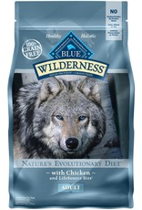 Blue Buffalo BLUE BUFFALO Wilderness Grain-Free Chicken Dry Dog Food