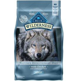 Blue Buffalo BLUE BUFFALO Wilderness Grain-Free Chicken Dry Dog Food
