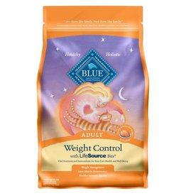 Blue Buffalo BLUE BUFFALO Weight Control Chicken & Brown Rice Cat Food