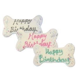 Preppy Puppy Bakery Birthday Bones Cookie