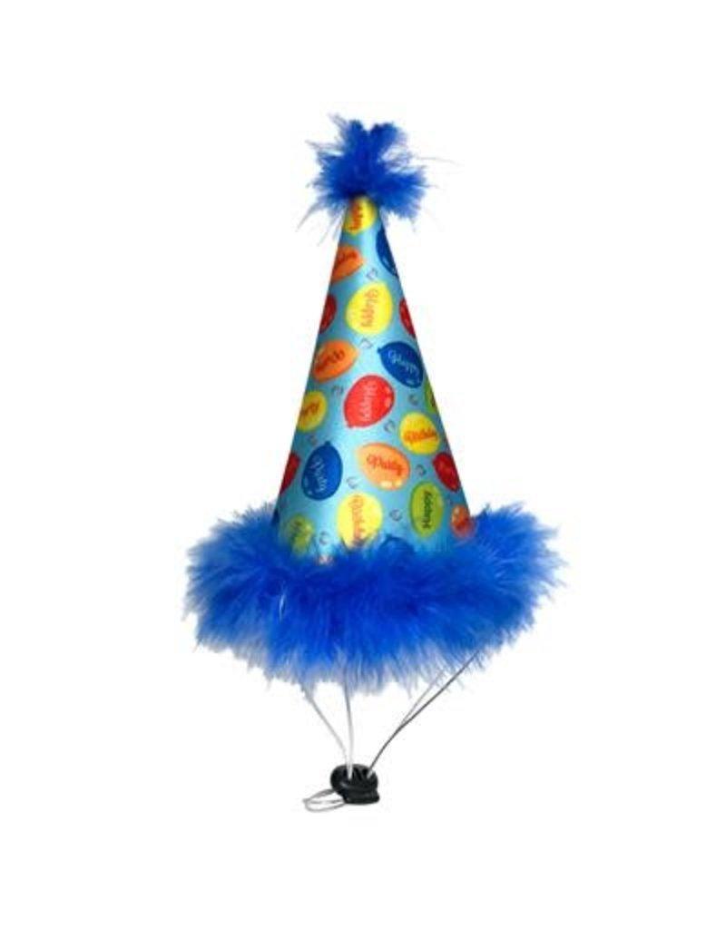 HUXLEY & KENT HUXLEY & KENT Pet Party Hat Blue