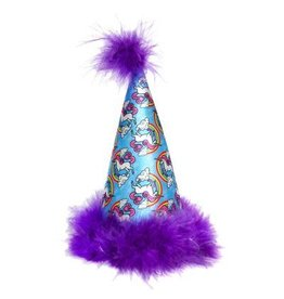 HUXLEY & KENT HUXLEY & KENT Pet Party Hat Magic Unicorn
