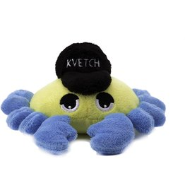 COPA JUDAICA CHEWISH Kvetch the Crab Dog Toy