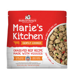 Stella & Chewys MARIE'S KITCHEN Gently Cooked Grass-Fed Beef Dinner for Dogs 3.25lb