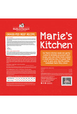 Stella & Chewys !MARIE'S KITCHEN Gently Cooked Grass-Fed Beef Dinner for Dogs 3.25lb
