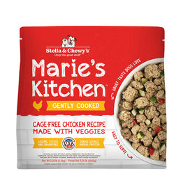 Stella & Chewys !MARIE'S KITCHEN Gently Cooked Cage-Free Chicken Dinner for Dogs 3.25lb