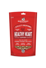Stella & Chewys STELLA'S SOLUTIONS Heart Support Cage-Free Chicken Dinner Morsels for Dogs 13oz
