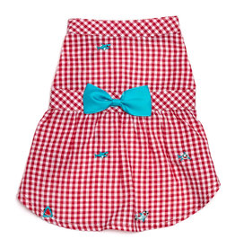 Worthy Dog WORTHY DOG Chomp Gingham Dress