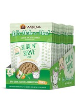 Weruva WERUVA Cat Slide N Serve Pouch Pate Let's Make a Meal 12/Tray