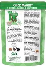 Weruva Cats in the Kitchen CITK Chick Magnet Grain-Free Cat Food Pouch Case 12/3 oz.