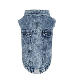 CANADA POOCH CANADA POOCH Downtown Denim Vest Blue