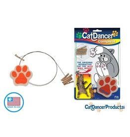 CAT DANCER PRODUCTS ARLGP CAT TOY DRIVE:  CAT DANCER Deluxe Wall Mounted Catnip Dancer