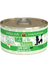 Weruva Cats in the Kitchen WERUVA Cats in the Kitchen Lamburgini Grain-Free Canned Cat Food Case