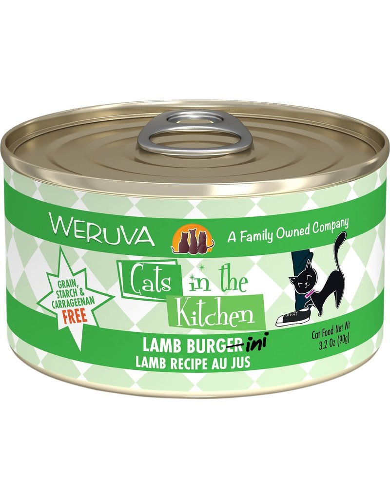 Weruva CITK Lamburgini Grain-Free Canned Cat Food Case