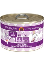 Weruva CITK La Isla Bonita Grain-Free Canned Cat Food Case