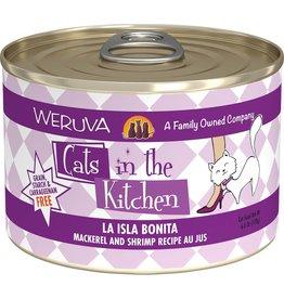 Weruva Cats in the Kitchen WERUVA Cats in the Kitchen La Isla Bonita Grain-Free Canned Cat Food Case