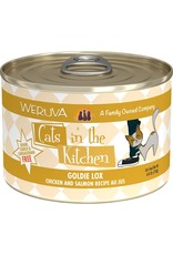 Weruva Cats in the Kitchen WERUVA Cats in the Kitchen Goldie Lox Grain-Free Canned Cat Food Case