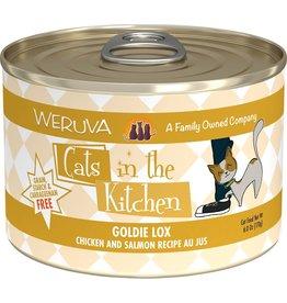 Weruva CITK Goldie Lox Grain-Free Canned Cat Food Case