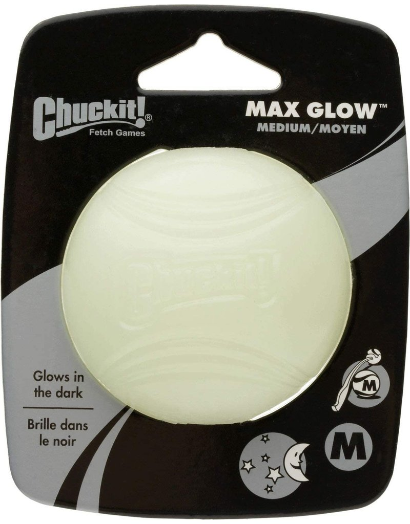 Chuckit CHUCKIT Glow Ball Medium 1 pk.