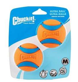 Chuckit CHUCKIT Ultra Ball M 2ct