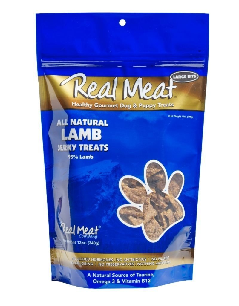 THE REAL MEAT CO REAL MEAT Lamb Jerky