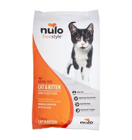 NULO NULO Freestyle Turkey & Duck Dry Cat Food